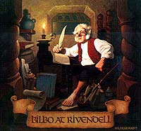 Bilbo Baggins, by the Hildebrandt Bros